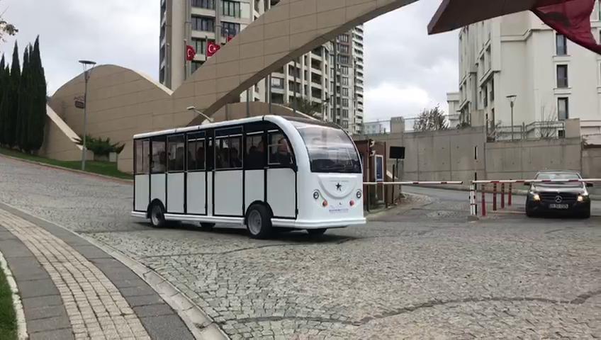 Elektrikli-Shuttle
